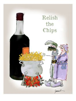 Relish the Chips